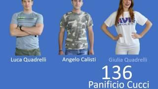 #vaporetti2017 Equipaggio N°136 Panificio Cucci
