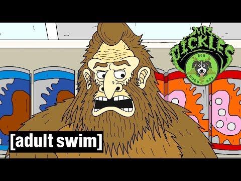 Mr. Pickles   Big Foot   Adult Swim Deutschland