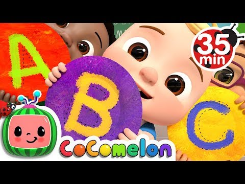 ABC Song + More Nursery Rhymes & Kids Songs - CoComelon