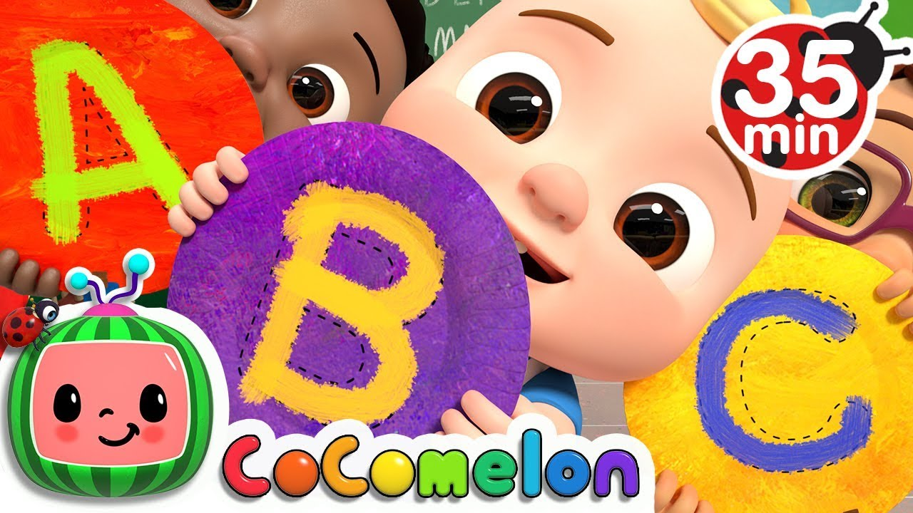 ABC Song + More Nursery Rhymes & Kids Songs - CoCoMelon - YouTube