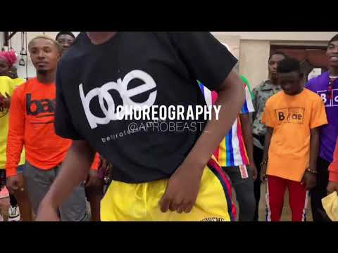 Naira Marley -Soapy (Inside life) Dance video by Afrobeast