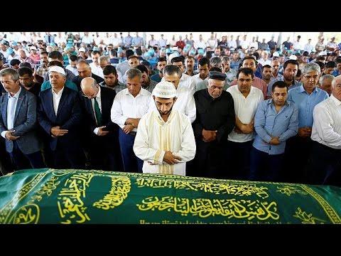 Ανατροπή από τον Τούρκο πρωθυπουργό: «Δεν ξέρουμε τους δράστες της επίθεσης στο Γκαζίαντεπ»