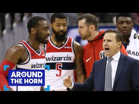 Video: Who needs to go to fix the Wizards? | Around the Horn