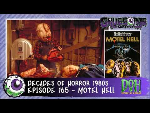 Motel Hell (1980) – Episode 165 – Decades of Horror 1980s