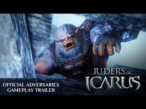 Riders of Icarus Official Adversaries Gameplay Trailer