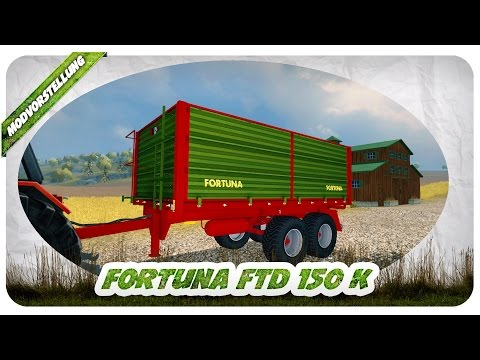 Fortuna FTD 150 K 180 Pack v1.5 Fix