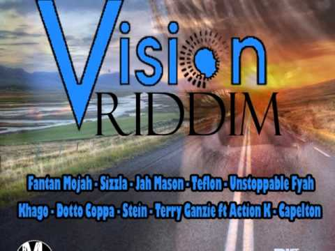 TERRY GANZI FT ACTION K - WHEN ARE YOU COMING HOME  VISION RIDDIM  @LIVEMGMUSIC    @21STHAPILOS