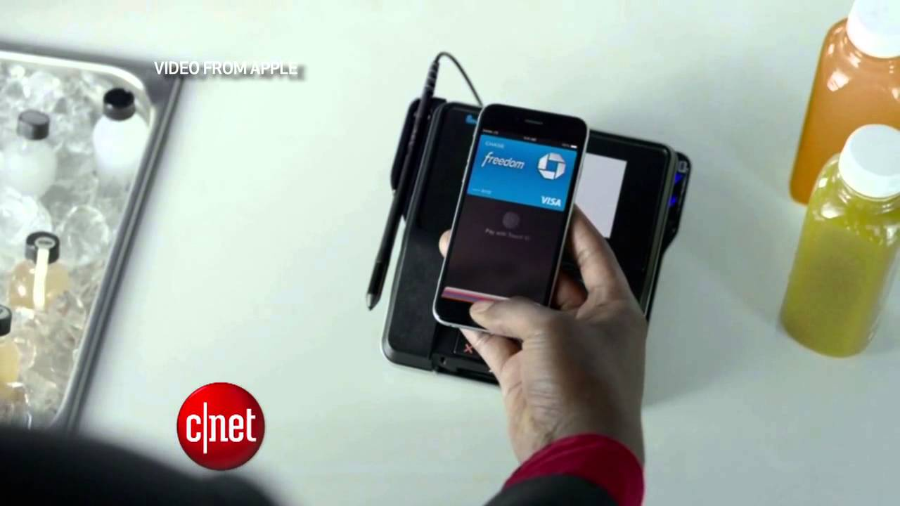 CNET Update – As Apple Pay launches, others reimagine the credit card