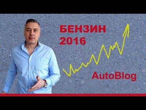 Бензин 2016 + 2 рубля с апреля!? - ВидеоБлог