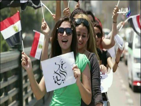 """شاهد- أغنية """"ع البركة"""" لنانسي عجرم بمناسبة افتتاح """"قناة السويس الجديدة"""""""