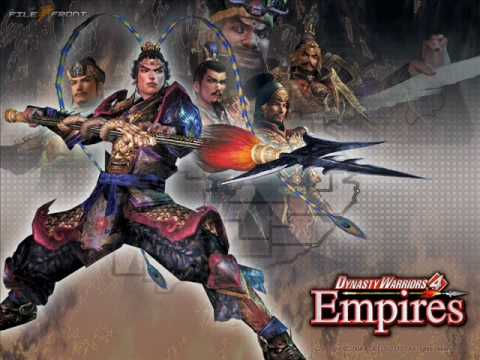 Dynasty Warriors 4 OST- The History Will Tell