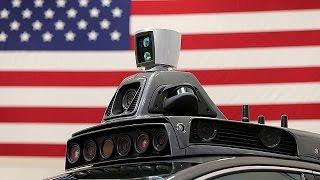 Los coches autónomos arrancan en Estados Unidos con el apoyo de Obama