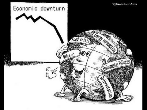 the current global economic crisis would