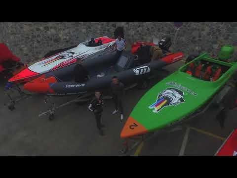 Marina del Este acoge el campeonato de España y de Andalucía Endurance Class B