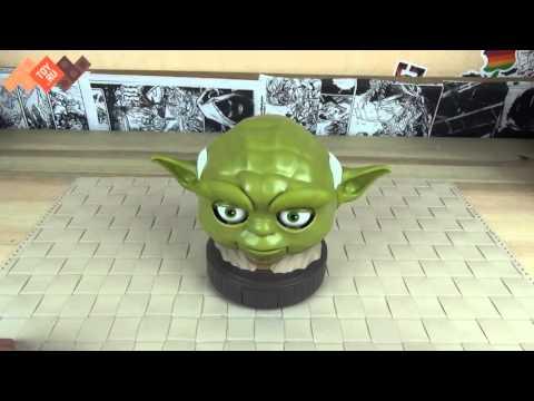 Обзор игрушки Звездные Войны Бормочущие головы - Star Wars 52109