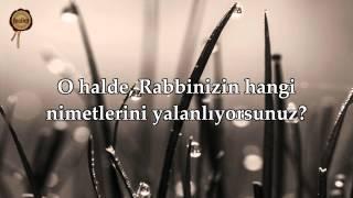 Rahman Suresi - Ebubekir Şatıri