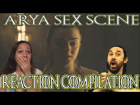 Game Of Thrones Season 8 Episode 2| Arya Sex Scene Reaction Compilation🍆