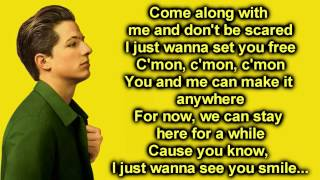 One Call Way Lyrics - Charlie Puth