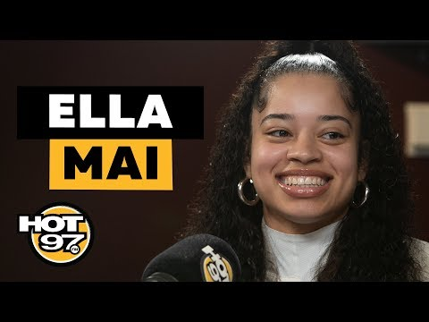 Ella Mai Addresses Jacquees Situation, Rumored Sex Tape, & Success Of 'Boo'd Up'