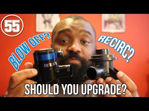 Recirculator and Blow off Valves: Upgrading to a SURE Motorsports Ventus Multiport