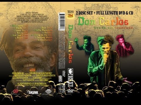 Don Carlos - Cool Jonny Cool Live San Francisco (2002)