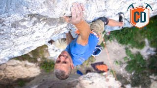 Can Steve McClure Climb 9a In A Week? - Behind The Scenes | Climbing Daily Ep.1175 by EpicTV Climbing Daily