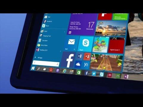 CNET Update – Windows 10 aims to blend best of 7 and 8