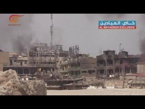 Μισό εκατομμύριο άμαχοι εγκατέλειψαν την Μοσούλη