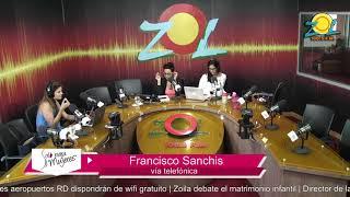 Francisco Sanchis comenta las cosas que trae la 12.ª dominicana moda en la Fortaleza Ozama