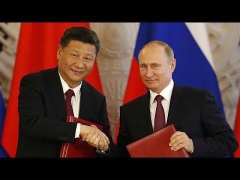 Πούτιν-Ζινπίνγκ: Κοινή γραμμή σε όλα