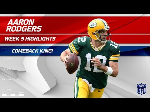 Video: Aaron Rodgers: The King of Comebacks