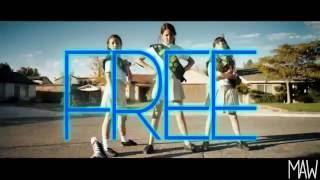 Steve Aoki Ft. Machine Gun Kelly - Free The Madness (With Lyrics)