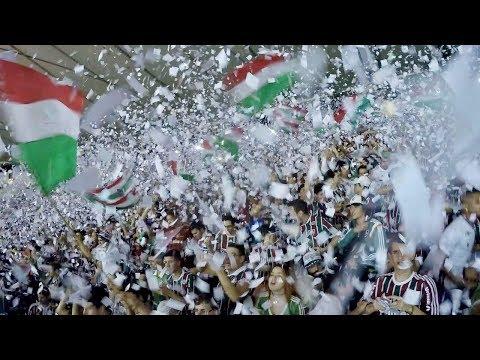 Bravo 52 - Fluminense 4 x 0 Universidad de Quito - O Bravo Ano de 52 - Fluminense