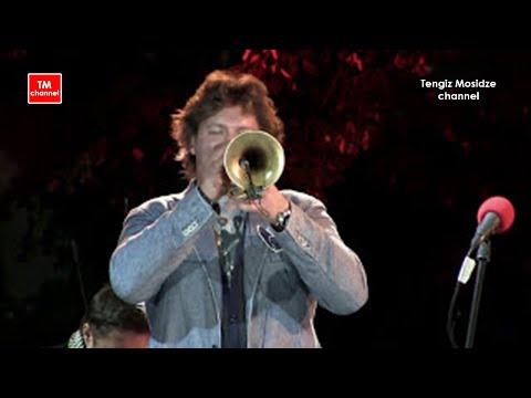 Jazz. Vadim Eilenkrig. The most popular trumpeter of Russia. Джаз. Трубач Вадим Эйленкриг.