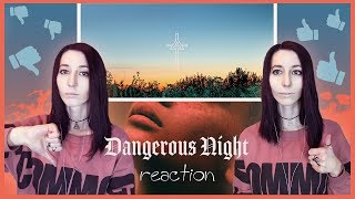 Thirty Seconds To Mars - Dangerous Night (Audio) / REACTION