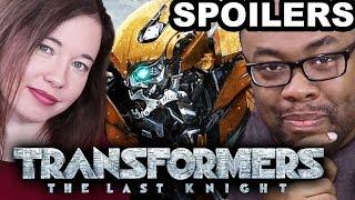 Video TRANSFORMERS The Last Knight SPOILERS REVIEW ft. Lindsay Ellis [Black Nerd] MP3, 3GP, MP4, WEBM, AVI, FLV Maret 2018