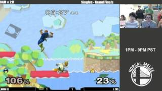 Intense grand finals from NorCal monthly