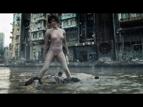 'Ghost in the Shell' Trailer 2