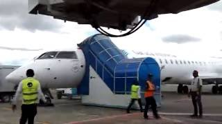 Sorong Indonesia  City new picture : Garuda Indonesia Sorong to Manado