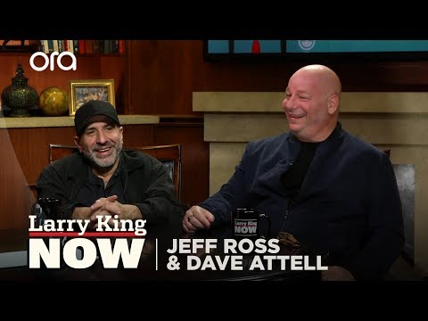 Jeff Ross On Roasting Trump, Don Rickles, Plus Dave Attell Joins To Talk 'Bumping Mics'