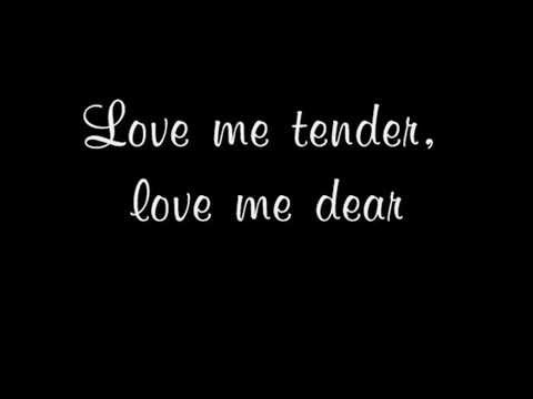 Norah Jones - Love Me Tender (version) (Lyrics)