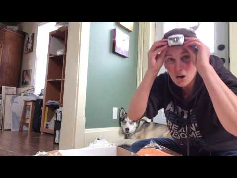 Sara Unboxes her Spring 2017 Live the Adventure Club Gear Box by Explore Magazine