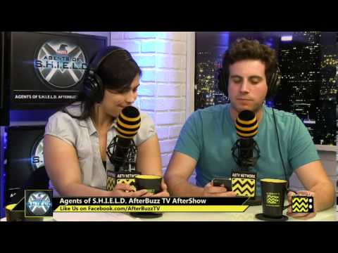 """Agents of S.H.I.E.L.D. After Show Season 1 Episode 14 """"TAHITI"""" 