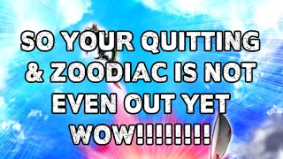 People Are Quitting Yugioh And Zoodiac Isn't Even Out Yet? WOW!!!!!