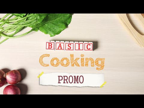 Basic Cooking | New Show On Rajshri Food | Starting 23rd August Onwards