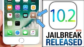 iOS 10.2 Jailbreak Released! It's a BETA For Devs. EVERYTHING You Need To Know & How To Jailbreak iOS 10 - 10.2! Why Jailbreak? https://youtu.be/WYCVR7c-OLU ...