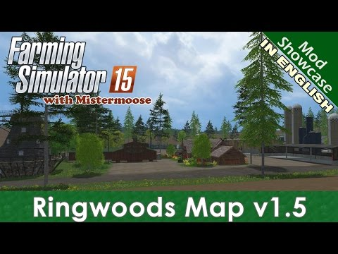 Ringwoods V1.51 map update fixes