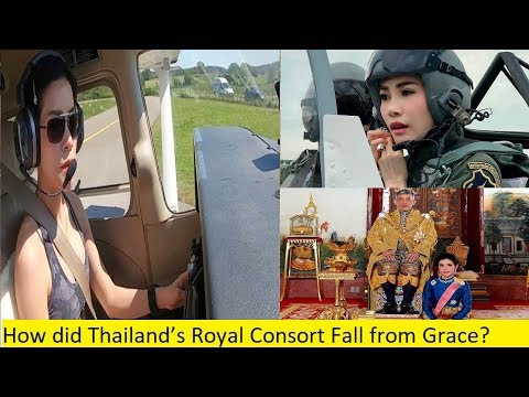 How did Thailand's Royal Consort Fall From Grace?