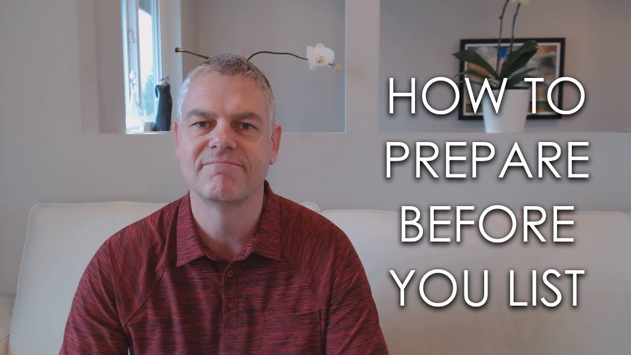 Don't Miss These Tips on Preparing Your Home for the Market