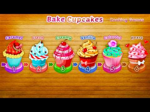 Bake Cupcakes - Cooking Games 5.0.10